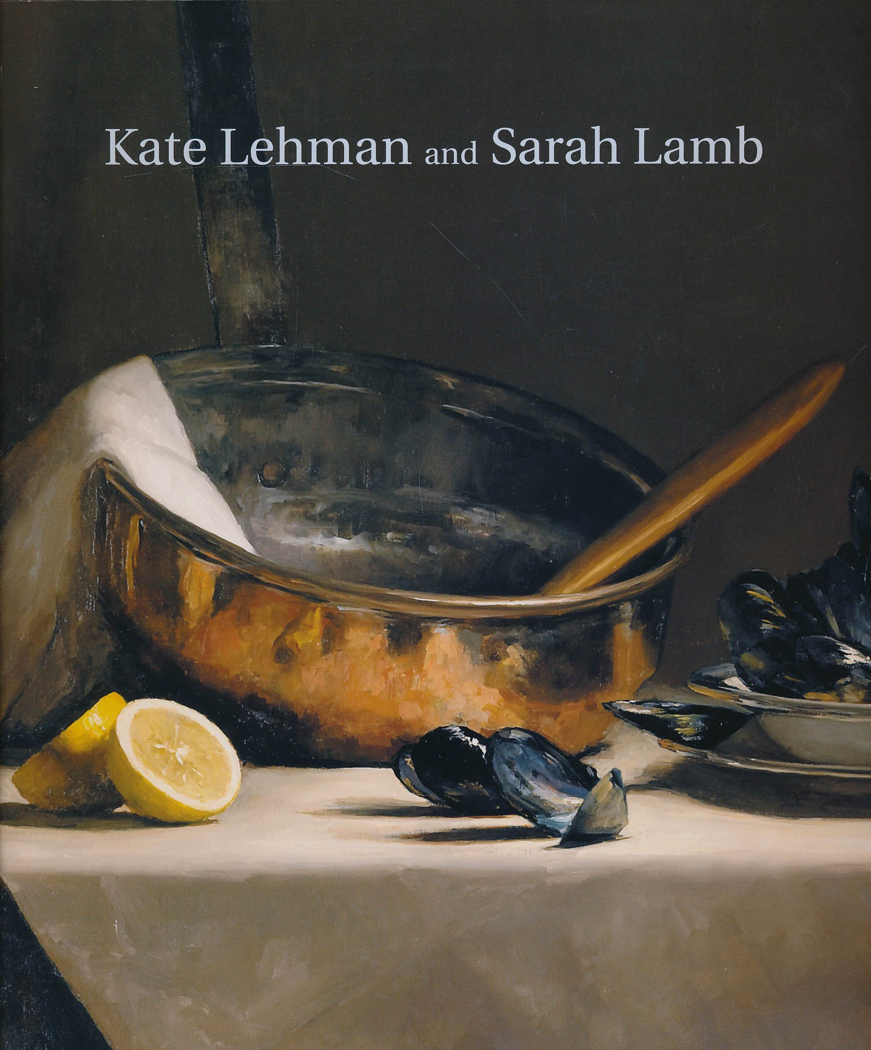 Read Online Recent Paintings By Kate Lehman And Sarah Lamb, March 1- April 1, 2006 PDF