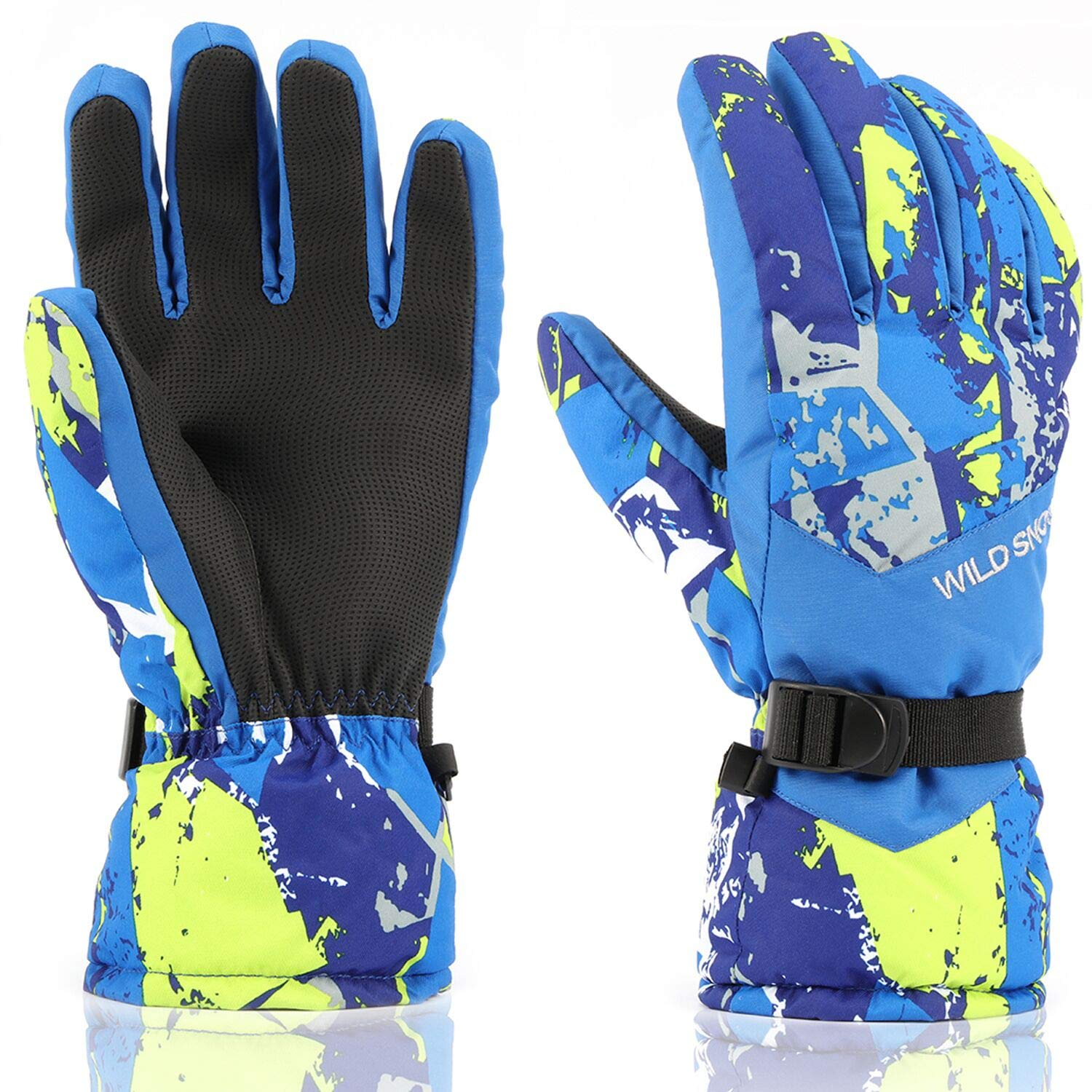 Best Rated in Boys' Skiing Gloves & Helpful Customer