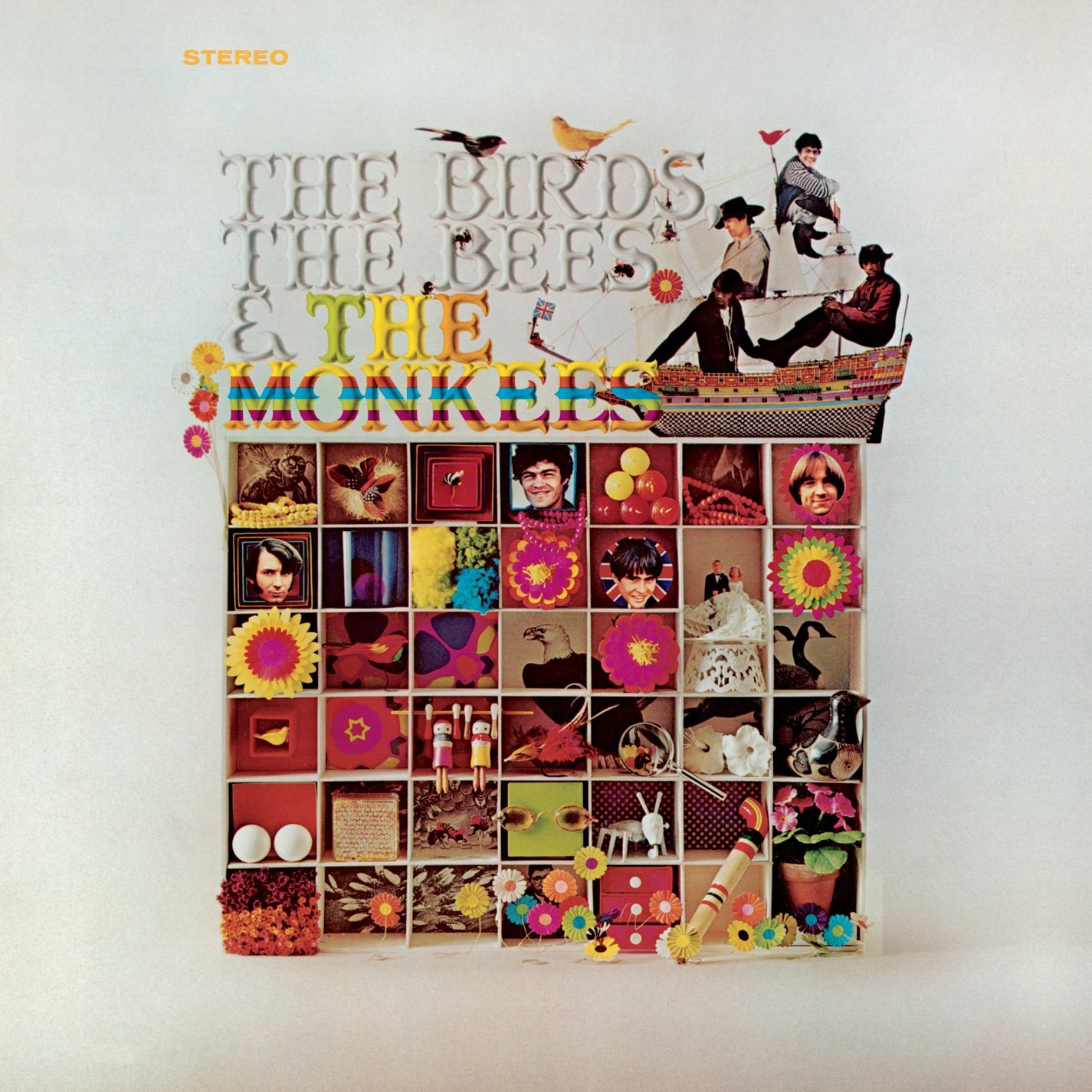 Image for The Birds, The Bees & The Monkees