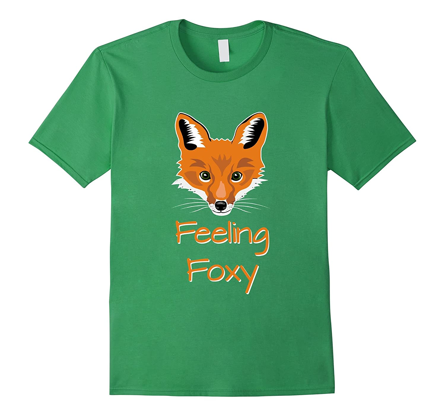 Feeling Foxy Tshirt-CL