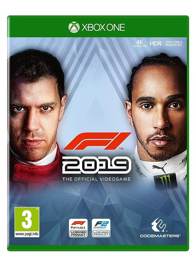 F1 2019 Standard Edition - Xbox One [Importación inglesa]