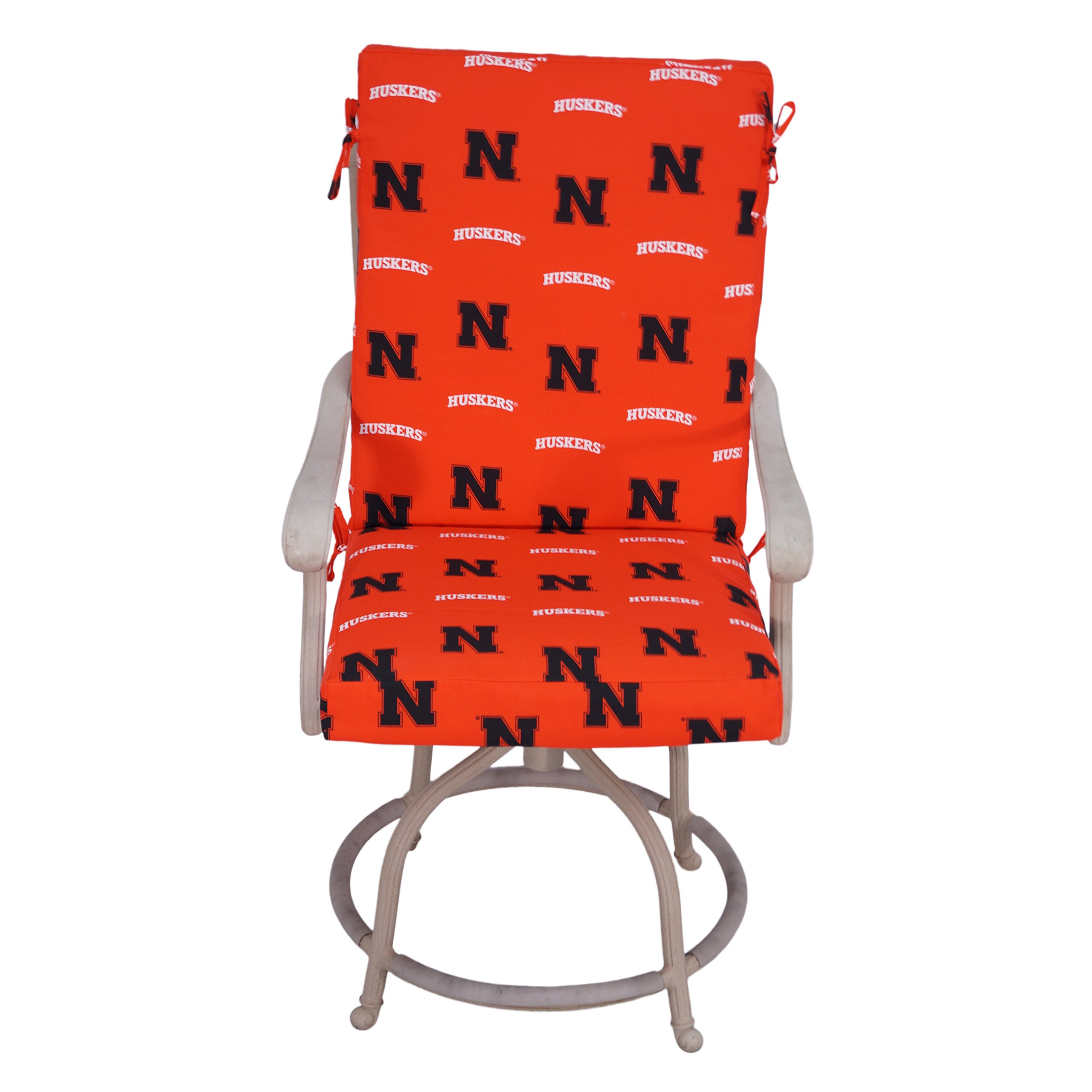 College Covers Nebraska Cornhuskers 2pc Chair Cushion by College Covers