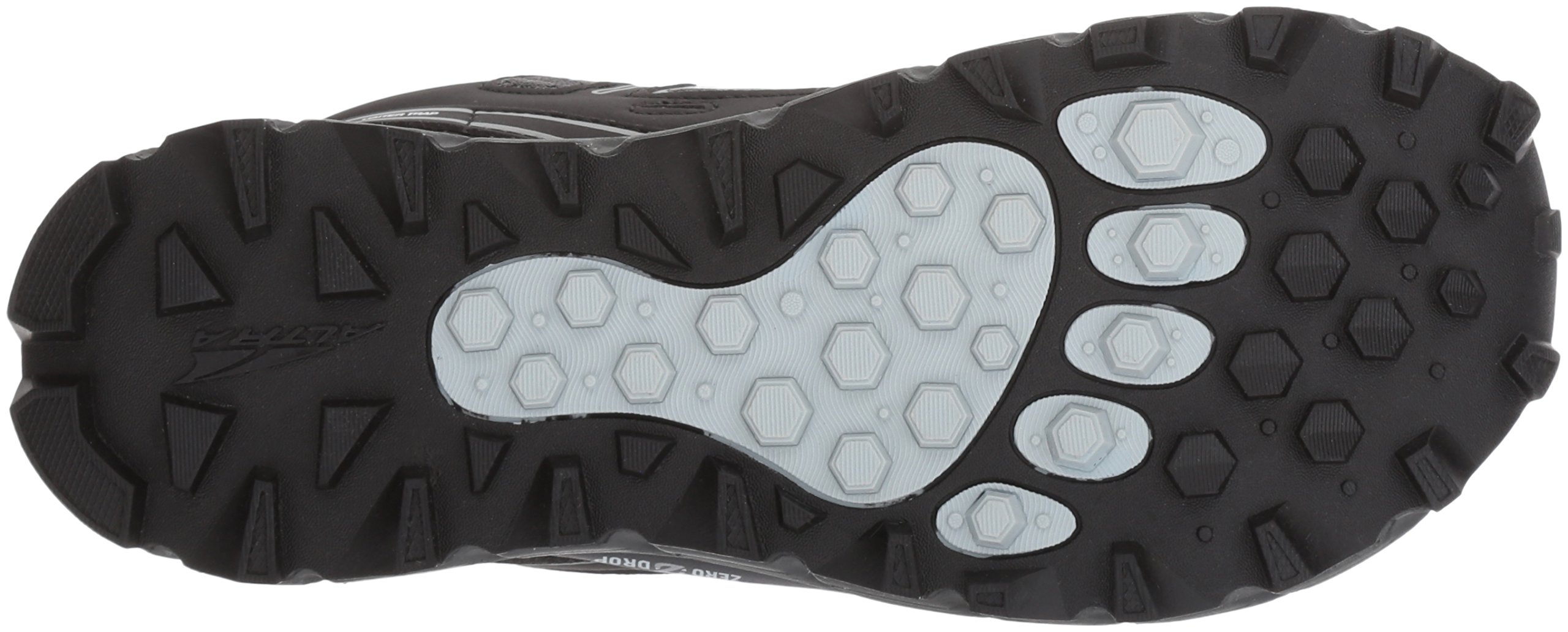 Altra Women's Lone Peak 3.5 Running Shoe, Black, 8.5 B US by Altra (Image #3)