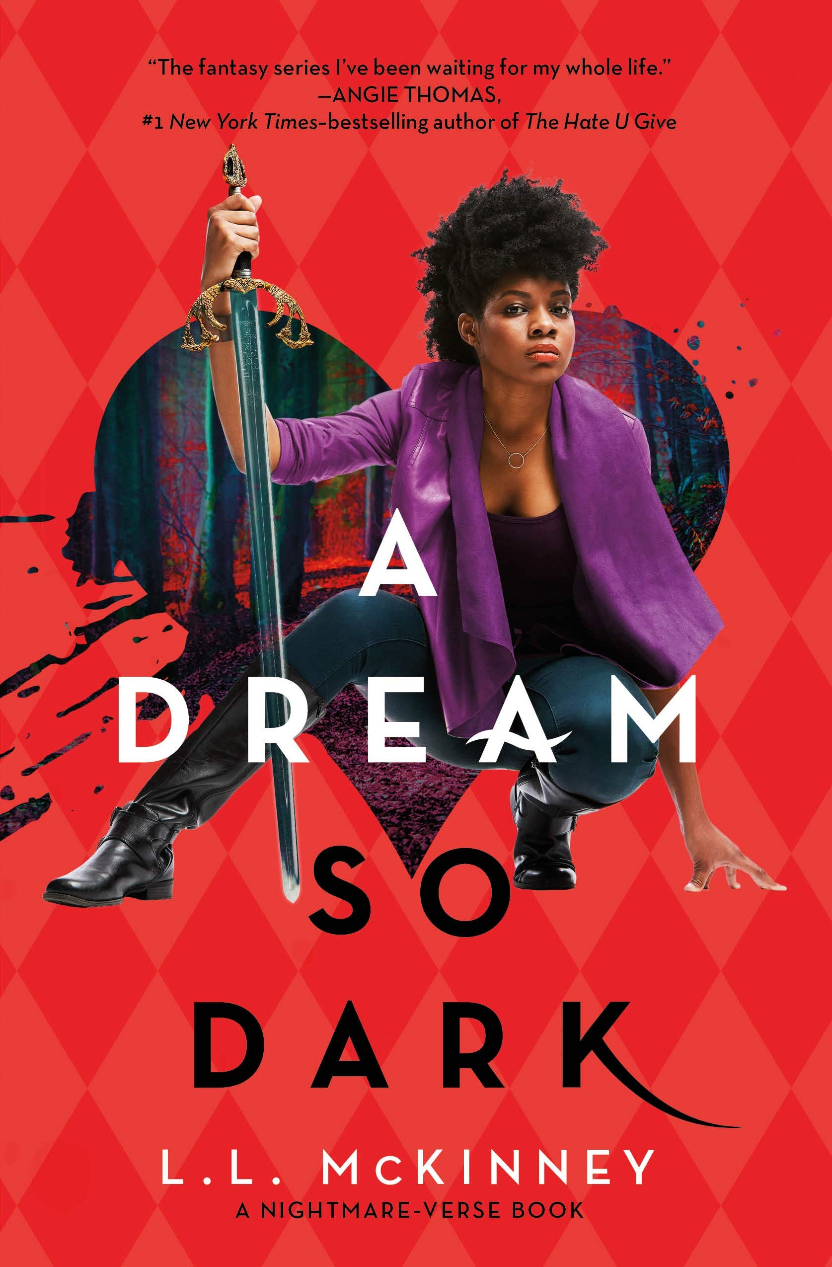 Amazon.com: A Dream So Dark (The Nightmare-Verse) (9781250153920 ...