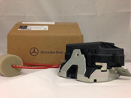 Mercedes-Benz 164 740 06 35, Trunk Lock Actuator Motor