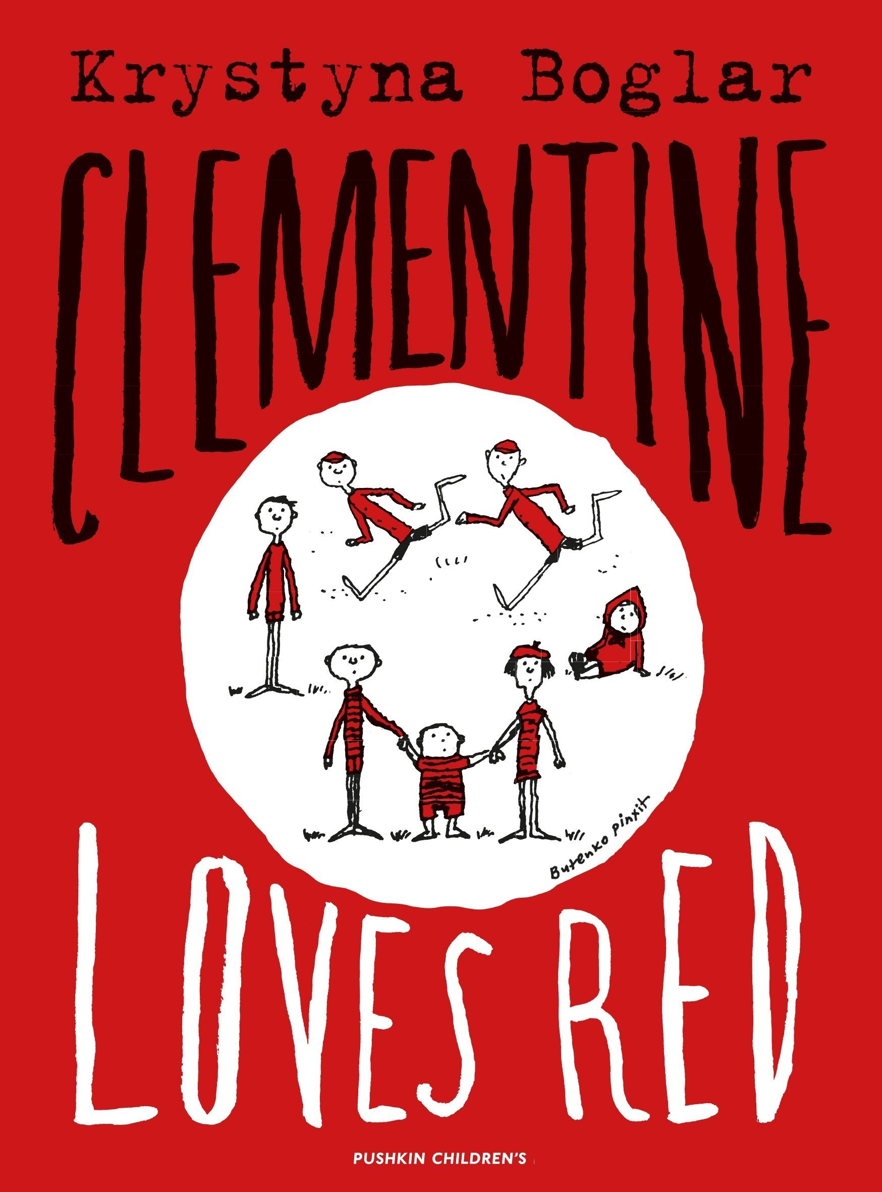 Clementine Loves Red ebook