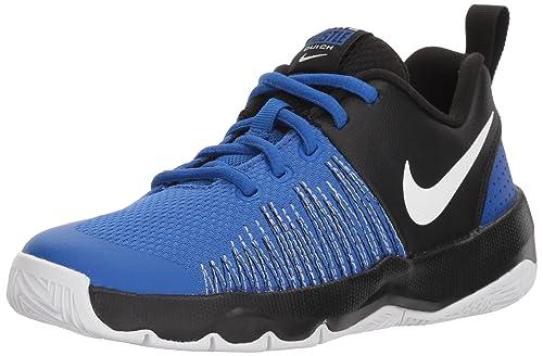 best service 042a9 33dbd Nike Team Hustle Quick (GS), Scarpe da Basket Uomo: Amazon.it: Scarpe e  borse