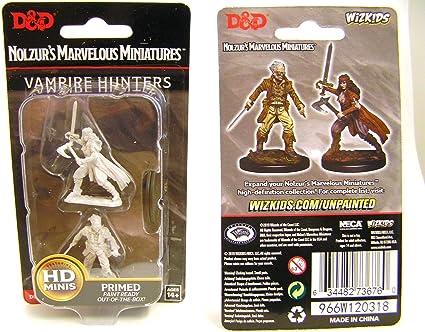 Dungeons /& Dragons Vampires Nolzurs Marvelous Unpainted Minis