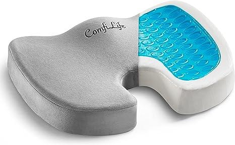 Amazon.com: ComfiLife, cojín de espuma con efecto ...