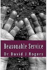 Reasonable Service Kindle Edition