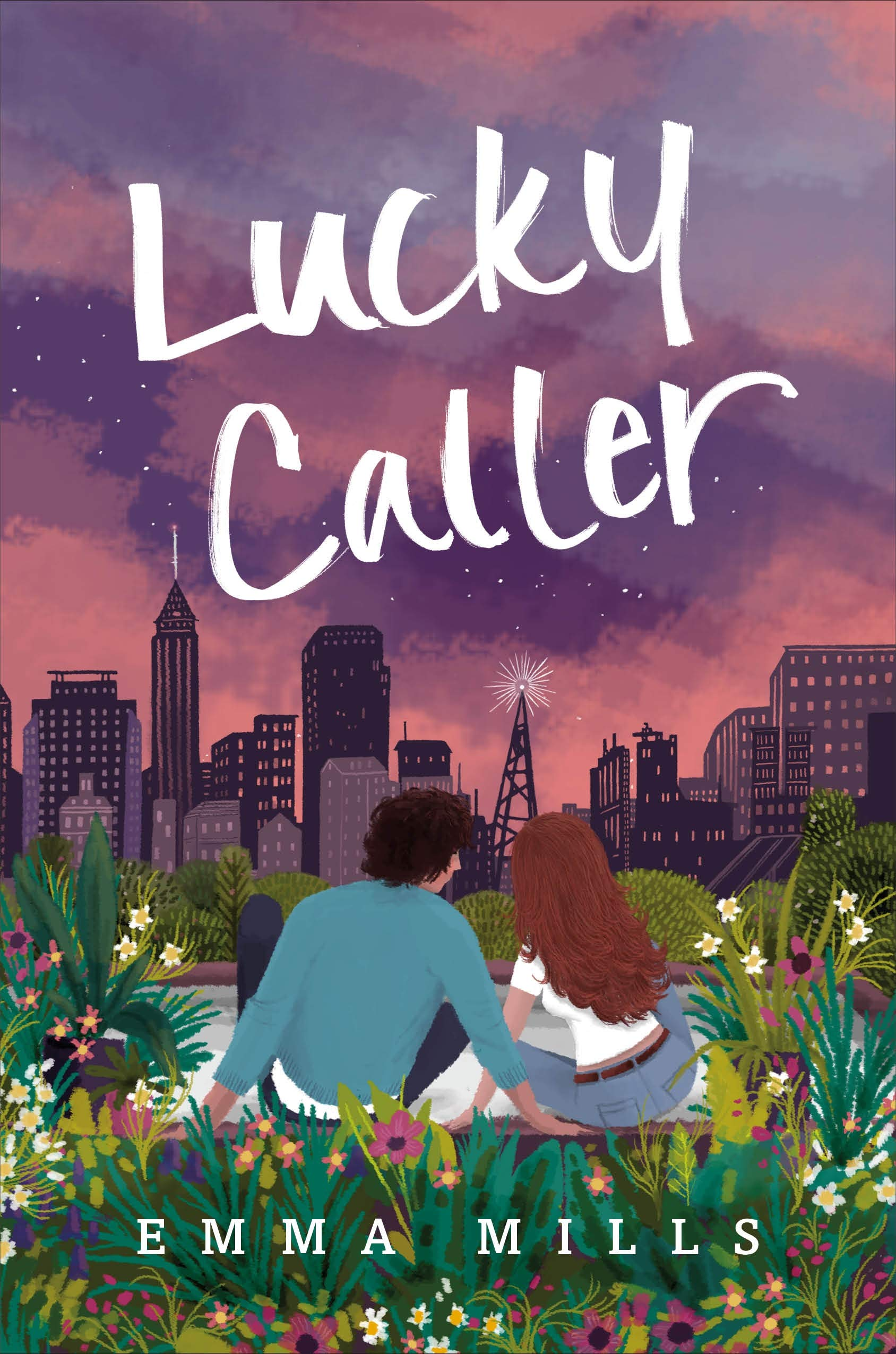 Amazon.com: Lucky Caller (9781250179654): Mills, Emma: Books
