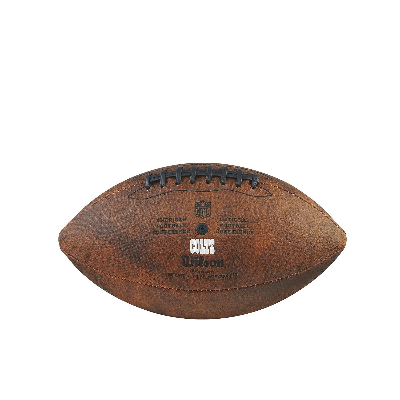 NFL Junior Wilson Throwback Football, 28 cm, braun WTF1539IDBF Top ...