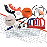 Triumph Five Outdoor Games Combo Set