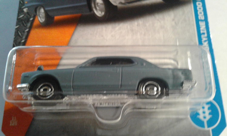 Matchbox Set of 4 Skyline Tuk-Tuk Blue + Tinforcer Dodge Challenger SRT8 HotWheelsToyCar