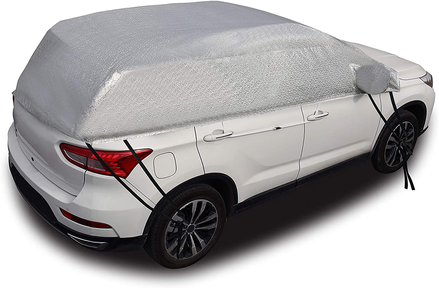 Half Size Car Cover fits Land Rover Discovery III 2005-2017 Car ...