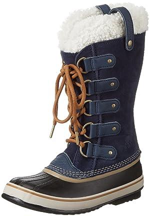 Sorel Women's Joan of Arctic Boots, Collegiate Navy, 5 B(M) US