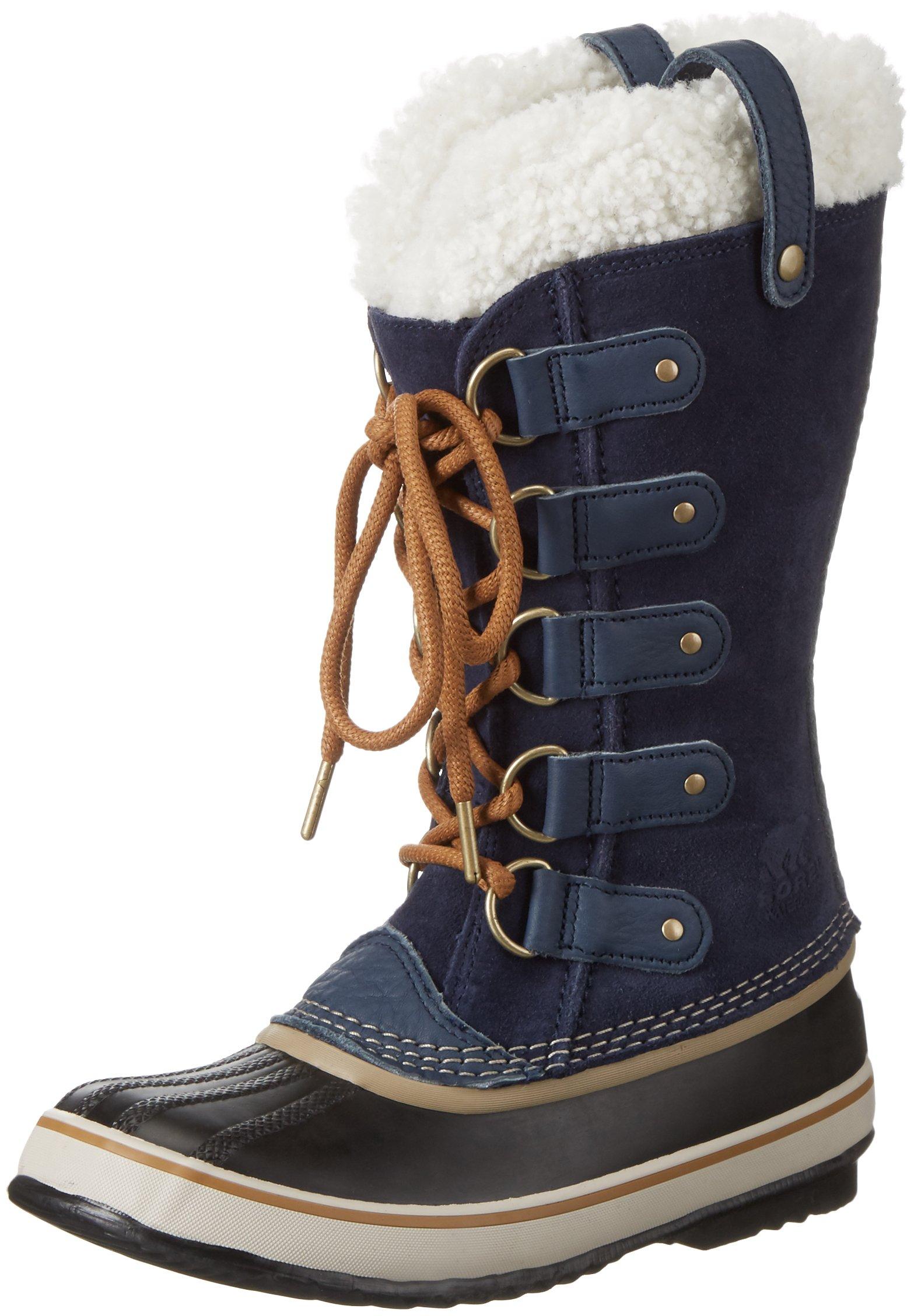 Sorel Women's Joan of Arctic Boots, Collegiate Navy, 7.5 B(M) US