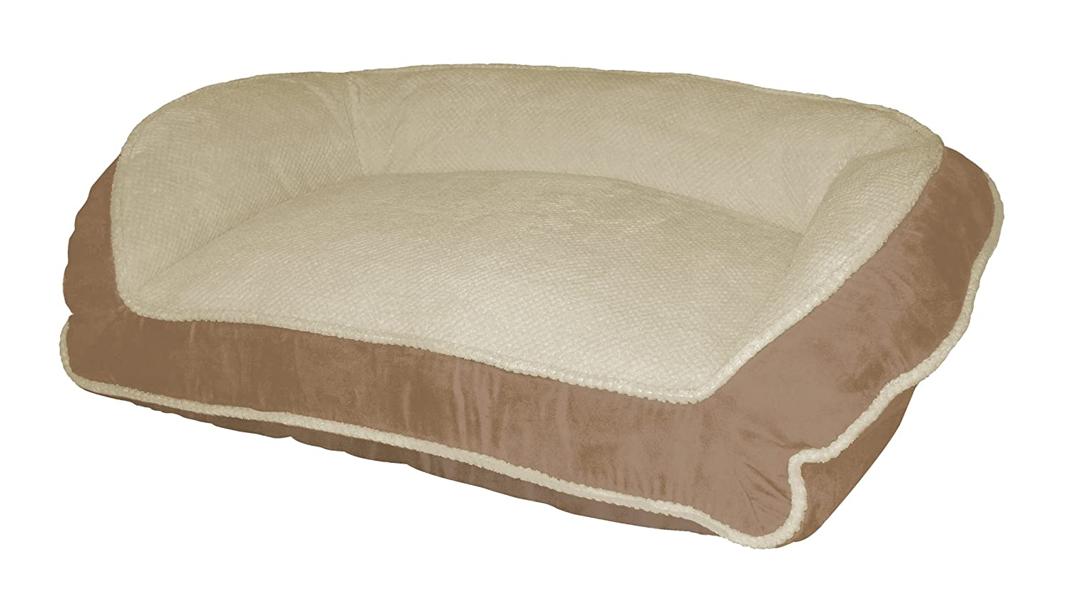 Paws & Claws 59-00330TAN Deep Seated Lounger