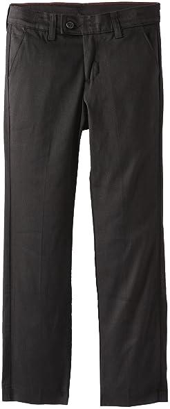 Amazon.com: Dickies Girls' Stretch Slim Straight Pant: Girls Dress ...