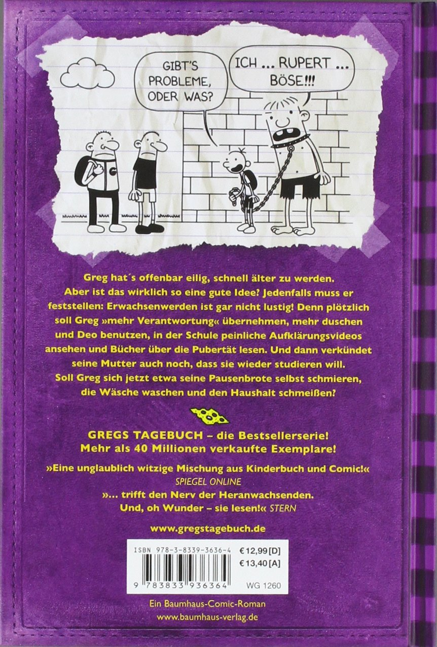 Rupert gregs tagebuch