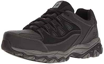 Skechers for Work Men's Holdredge Steel Toe Work Shoe