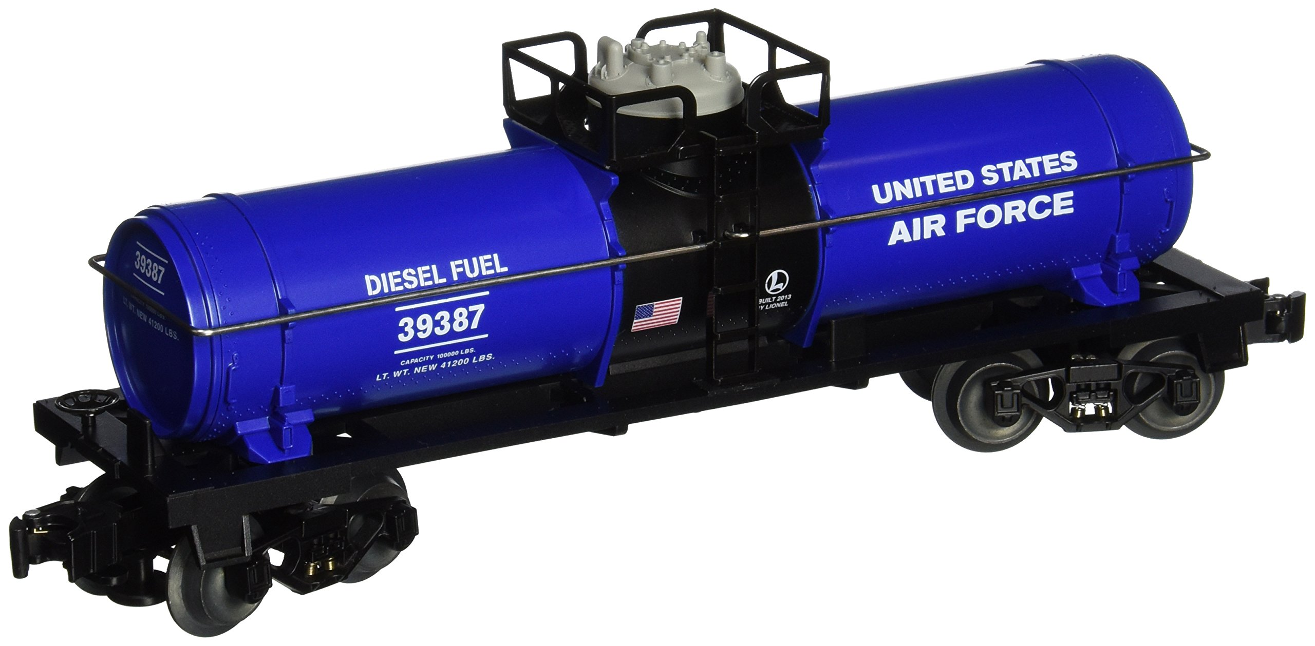 Lionel Trains Air Force US made Tank Car