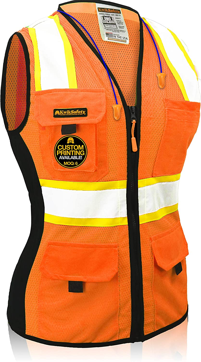 Small Product Image of KwikSafety First Lady Care Vest for Women