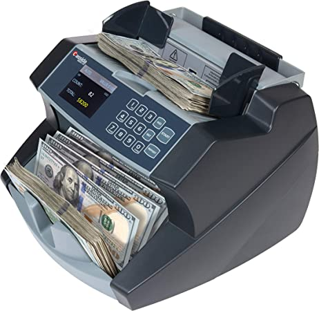 Cassida Digital Canadian Polymer Currency Counter