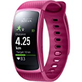 Samsung Gear Fit II - Smartwatch con cardiofrequenzimetro e Notifications Blue (S)