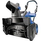 Snow Joe iON18SB-PRO Cordless Single Stage Snow Blower | 18-Inch | 5 Ah Battery | Brushless