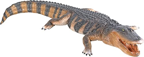 Design Toscano Stalking Swamp Preaditor Alligator Garden Statue