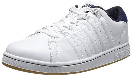 K-Swiss Lozan III - Zapatilla Deportiva de Piel Hombre: Amazon.es: Zapatos y complementos