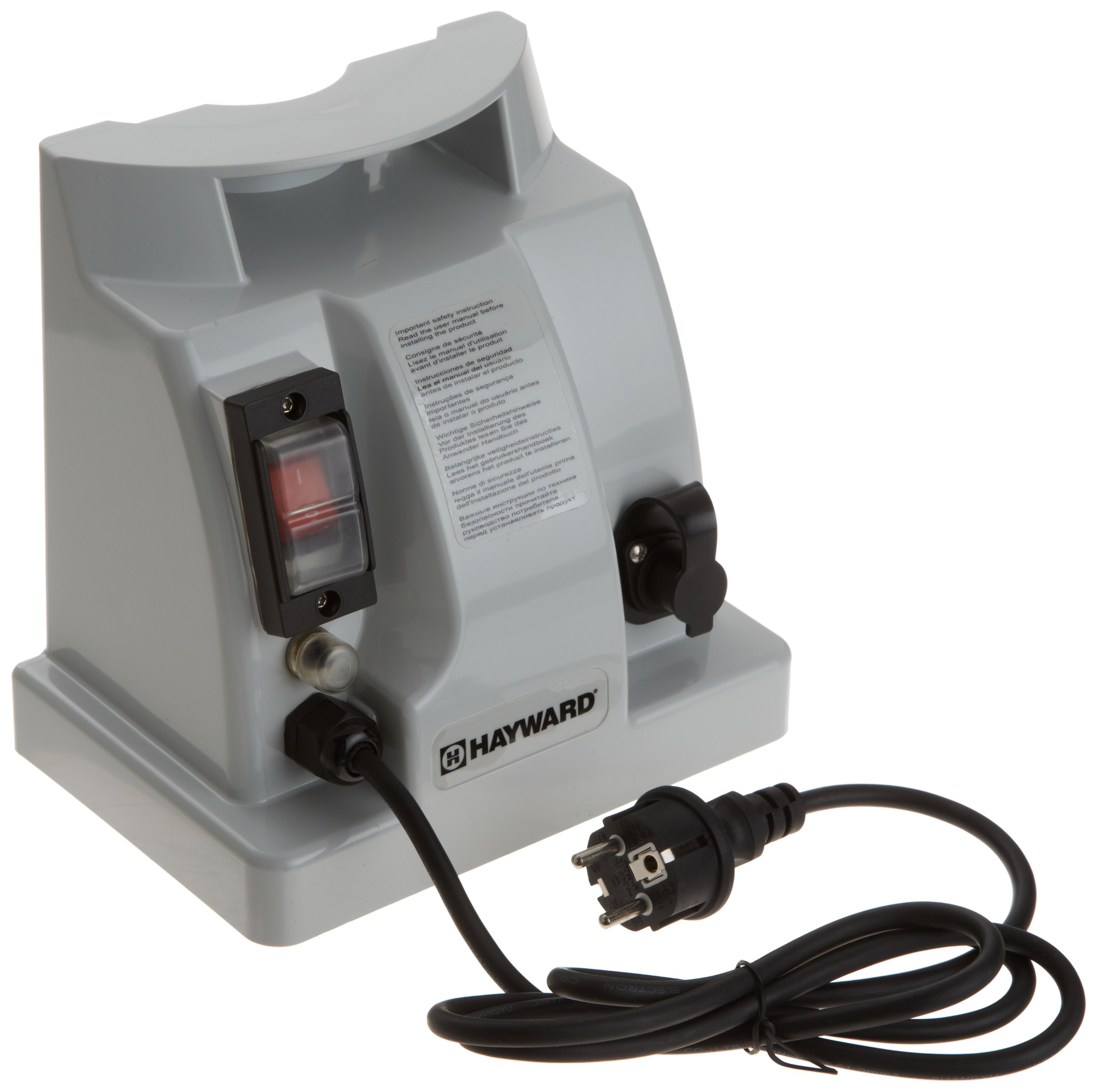 Hayward RCX97454 240-Volt in AC Power Supply Replacement for Hayward SharkVac Robotic Cleaners by Hayward (Image #1)