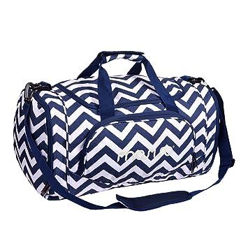 Azul Marino MOSISO Bolsas de Gimnasio Tejido de Poli/éster Plegable de Viaje Durante la Noche Duffels Ligero Deportivo Deportes Camping Hombro Bolso para Hombres y Mujeres