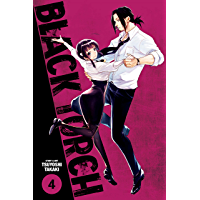 Black Torch, Vol. 4 book cover