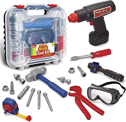 Lego Lot of 8 New Black Tools Wrench Drill Hammer Socket and more