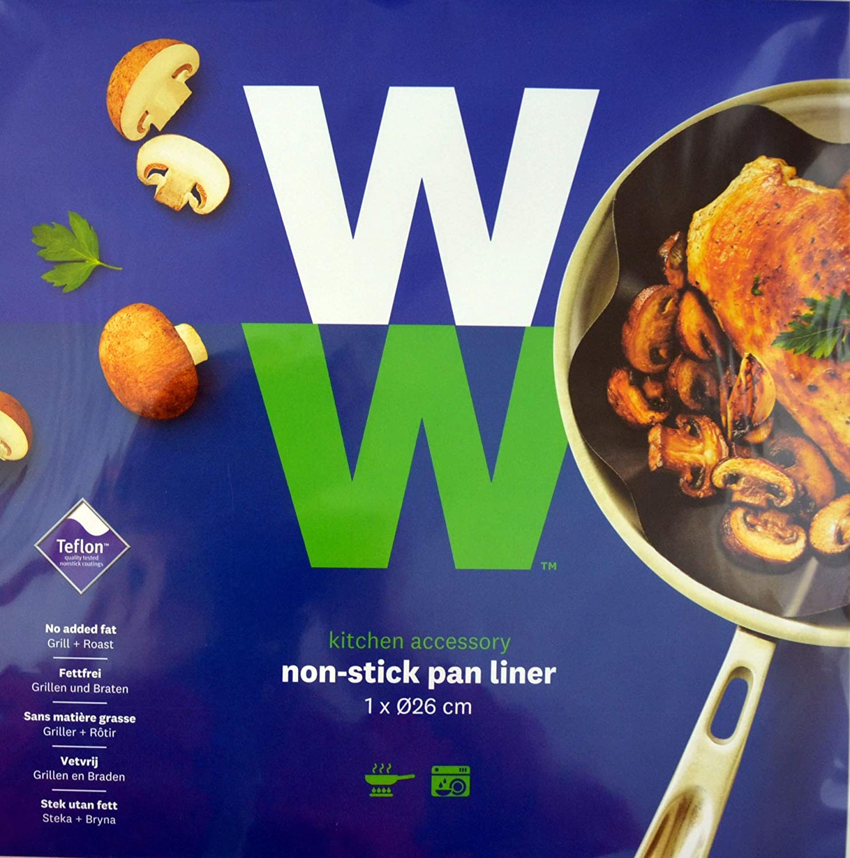 Weight Watchers Pan Liner - Lámina para cocinar (Mucho Sabor sin ...