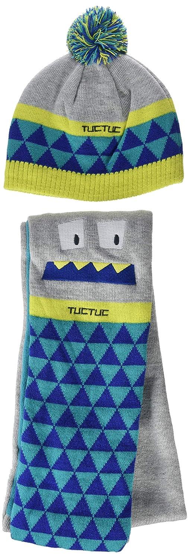 TUC TUC Tricot ABC Monsters, Sciarpa Bambino 39532