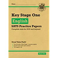 New KS1 English SATS Practice Papers: Pack 2 (for the tests in 2019)