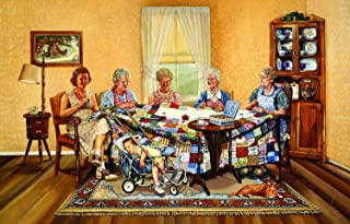 product image for The Gossip Party 1000 pc Jigsaw Puzzle by SUNSOUT INC