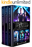 The Angels of Sojourn Novel Collection: A Paranormal Fantasy Series, Books 1-3 (Angels of Sojourn Series Book 1)