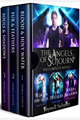 The Angels of Sojourn Box Set: A Romantic Paranormal Fantasy Series, Books 1-3 (Angels of Sojourn Series Book 1) Kindle Edition