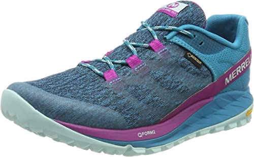 Merrell Antora GTX, Zapatillas de Running para Asfalto para Mujer: Amazon.es: Zapatos y complementos