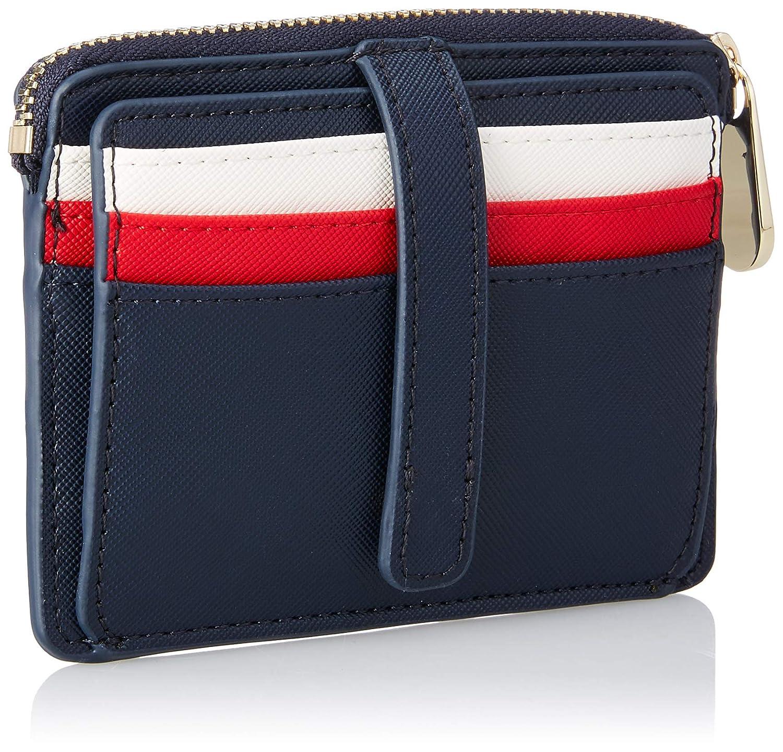8d0bc3e8f6 Tommy Hilfiger Honey Cc Holder, Women's Credit Card Case, Blue (Corporate),  1x9x12 cm (B x H T): Amazon.co.uk: Shoes & Bags