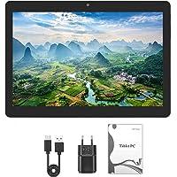 Tablet PC de 10 Pulgadas con Android 10, 4GB RAM + 64GB ROM, 1280 * 1080, extensión de 128GB, batería de 8000mAh, Dual…