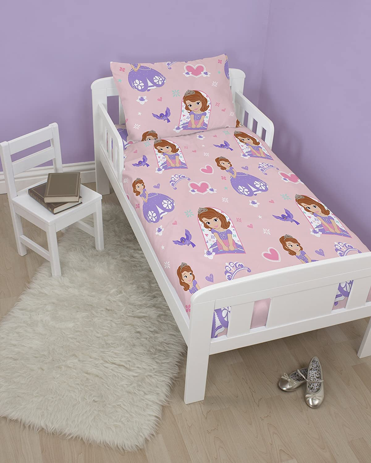 Disney Sofia The First Academy Junior Rotary Bedding Bundle character world DSFACAJB001UK3