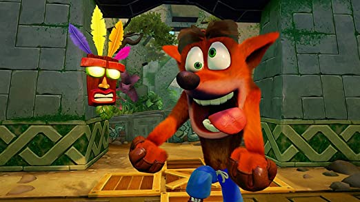 Crash Bandicoot N. Sane Trilogy for Nintendo Switch USA: Amazon.es ...