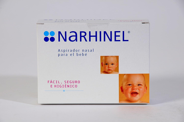NARHINEL - NARHINEL ASPIRADOR NASAL: Amazon.es: Salud y cuidado ...