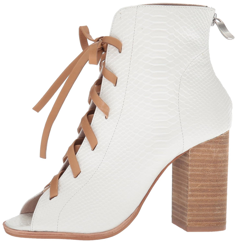 White Chinese Laundry Kristin Cavallari Womens Layton Ankle Boot 6 M US