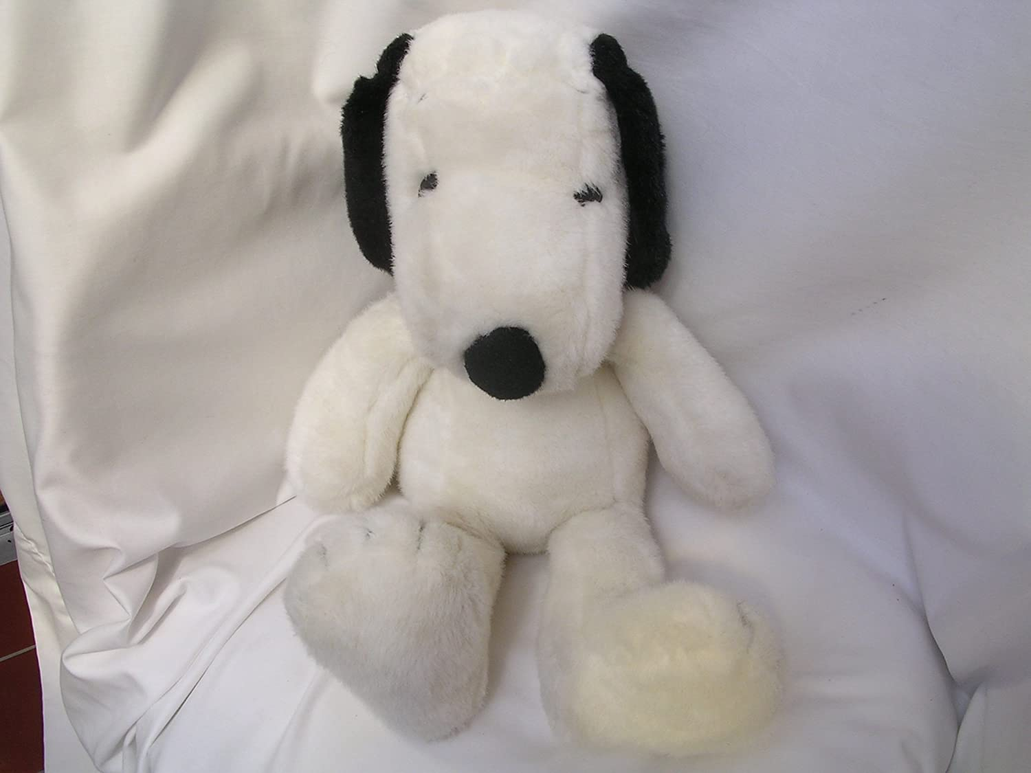 Amazon Com Snoopy Plush Toy Doll Figure 20 X Large Collectible
